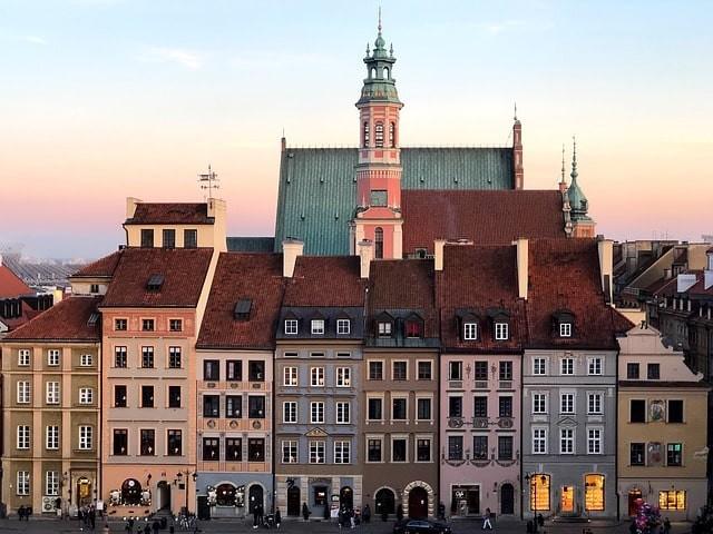 ¿Qué ver en Varsovia? La capital de Polonia