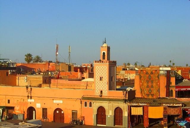 ¿Qué ver gratis en Marrakech?