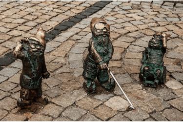 ¿Qué ver en Breslavia? La ciudad invadida por los gnomos