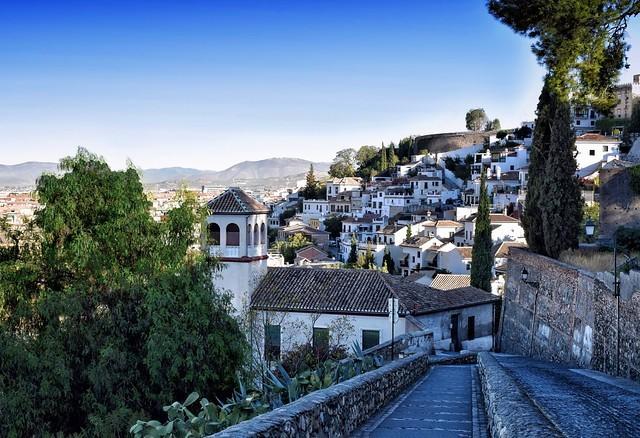 ¿Qué ver gratis en Granada?