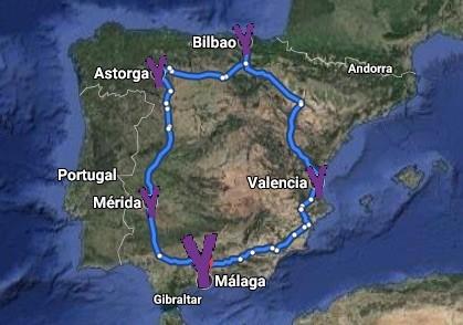 Top 5 destinos en España para el verano 2020