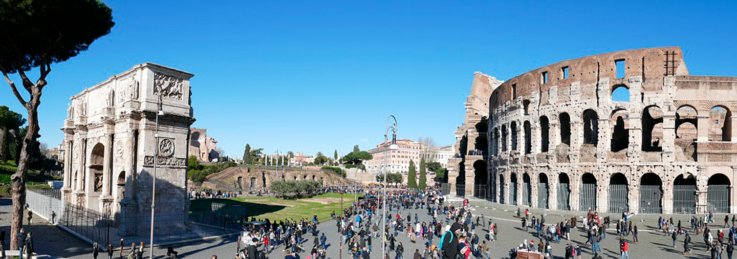 Must-Visit attractions in Rome. An express trip to the Eternal City!