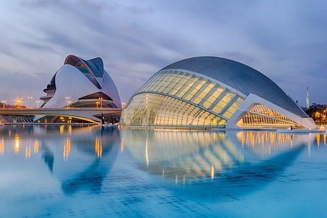 ¿Qué ver en Valencia? La ciudad de las Artes y las Ciencias