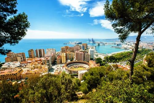 Málaga con los ojos de un Húngaro