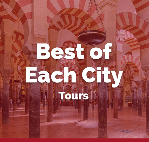 Best of Each City Tours