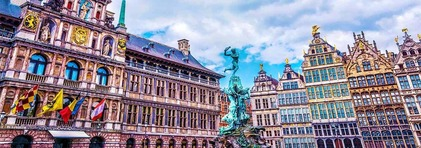 Antwerp Private Tour