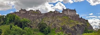 Visita Guiada al Castillo de Edimburgo con entrada incluida