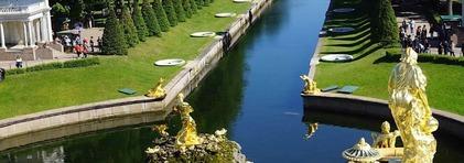 Saint Petersburg Canal Cruise