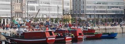 Coruña Day Trip from Santiago