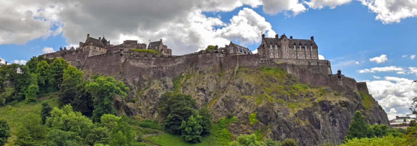 Edinburgh Castle Tour with tickets