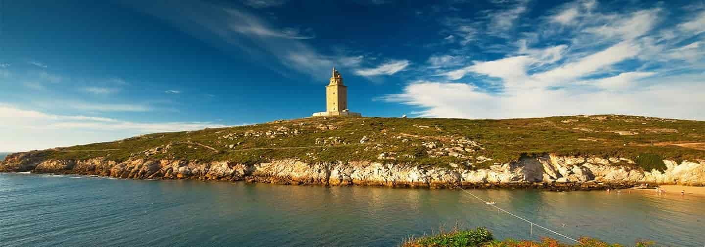 Tower of Hercules Tour