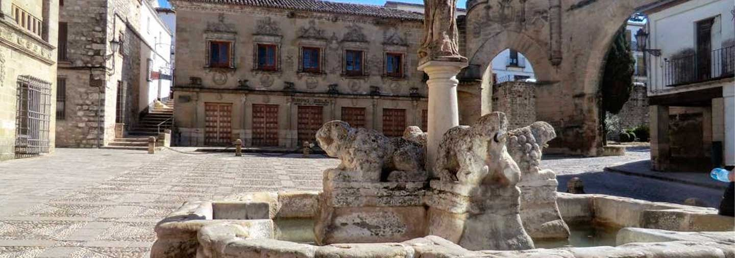 Free Tour Baeza Imprescindible