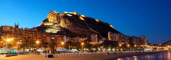 Alicante Ghost Free Walking Tour