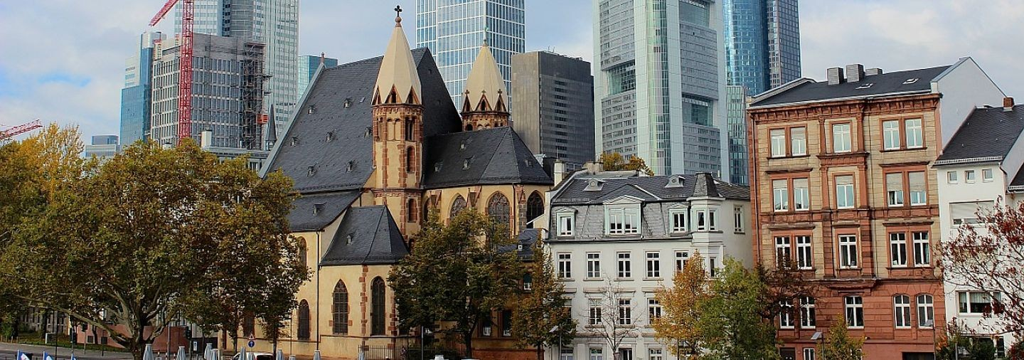 Frankfurt Free Walking Tour