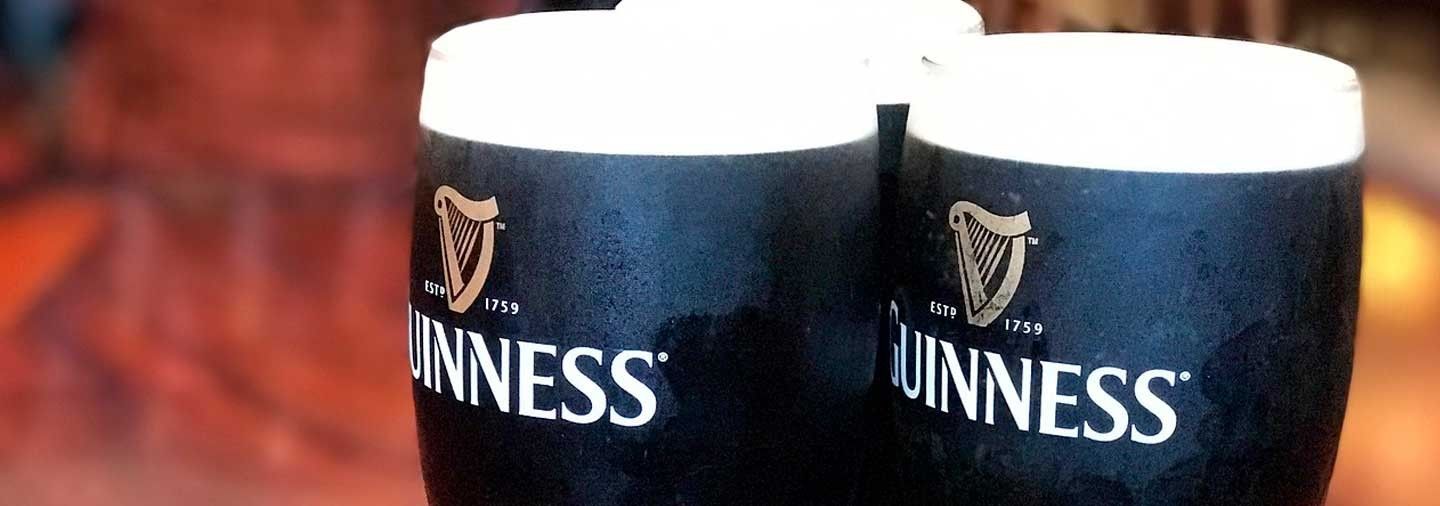 Guinness Storehouse Tour with Beer