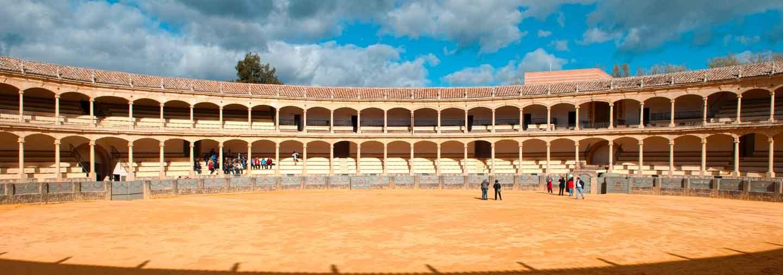 Visita guiada por la Plaza de Toros de Ronda