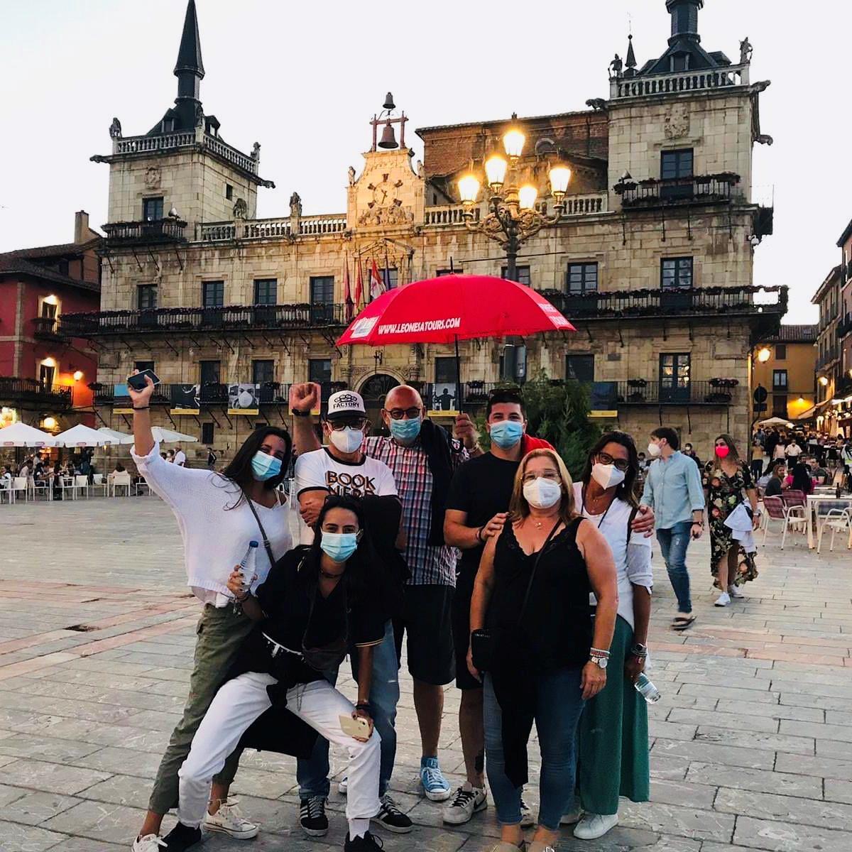 Free tour León