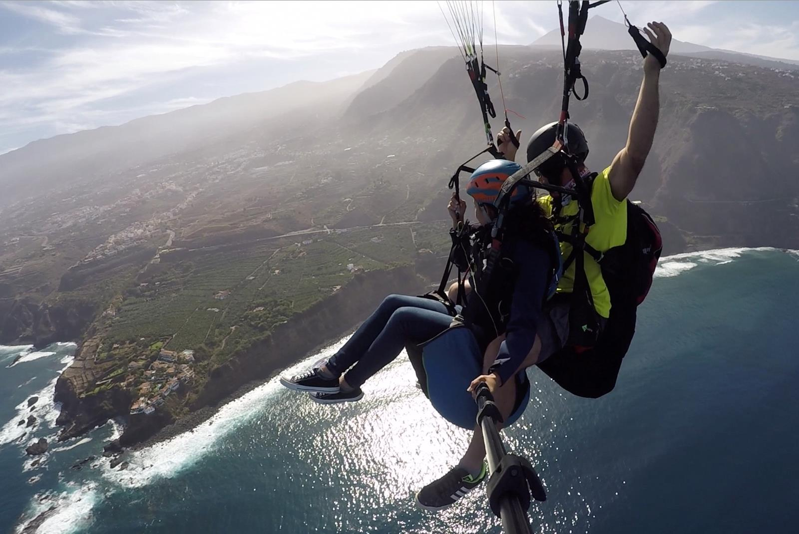 Paragliding-Tandem-Flight-in-Adeje-1