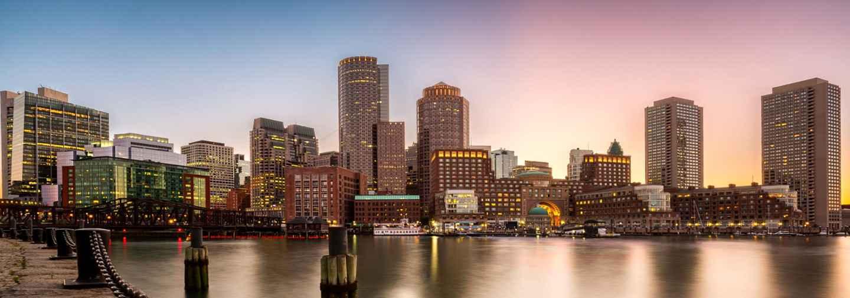 Boston Visit from New York City