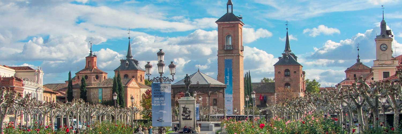 Tour Privado por Alcalá de Henares
