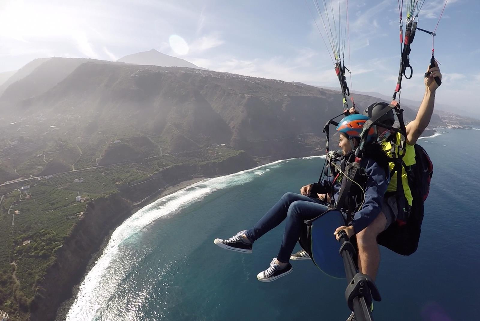 Paragliding-Tandem-Flight-in-Adeje-2