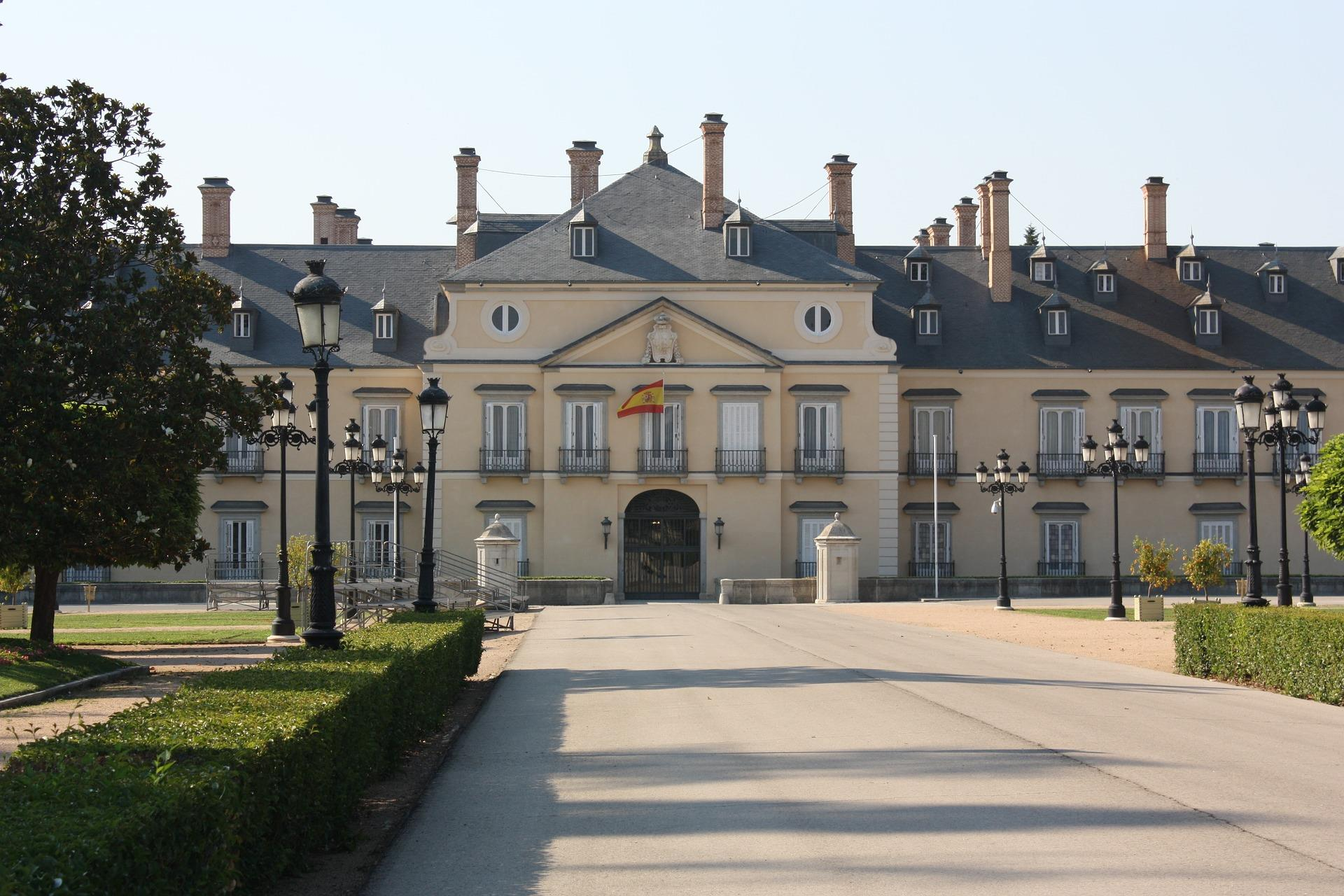 Visita guiada por el Palacio del Pardo