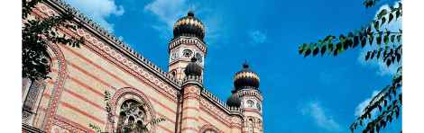 Budapest Jewish Quarter Tour