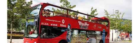 Bilbao City Tour Hop On Hop Off