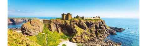 Excursión al Castillo de Glamis y Dunnottar
