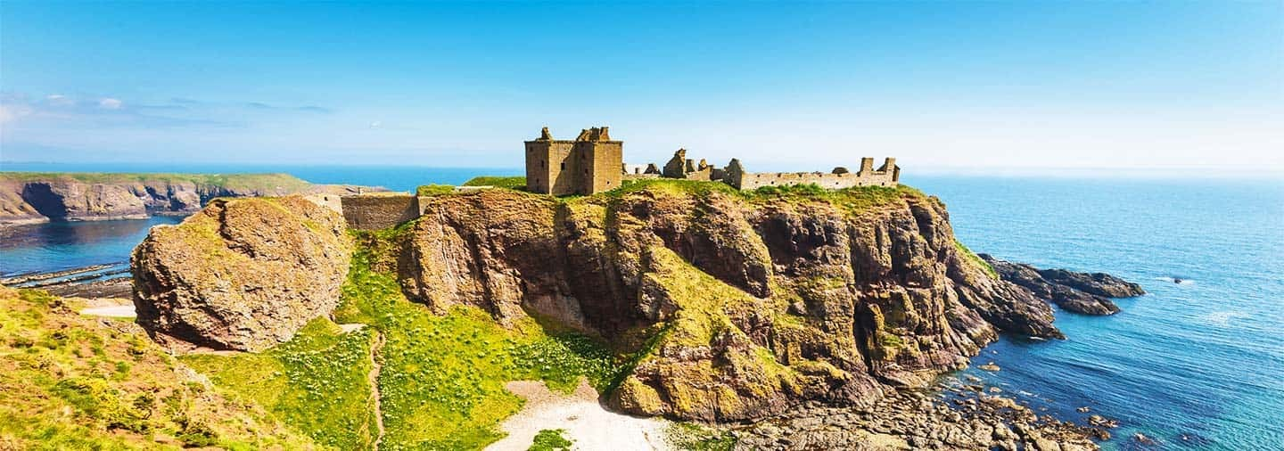 Glamis and Dunnottar Castles Day Trip