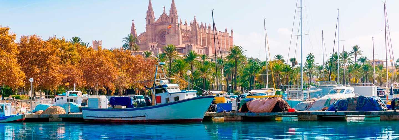 Paseo en barco por Palma de Mallorca