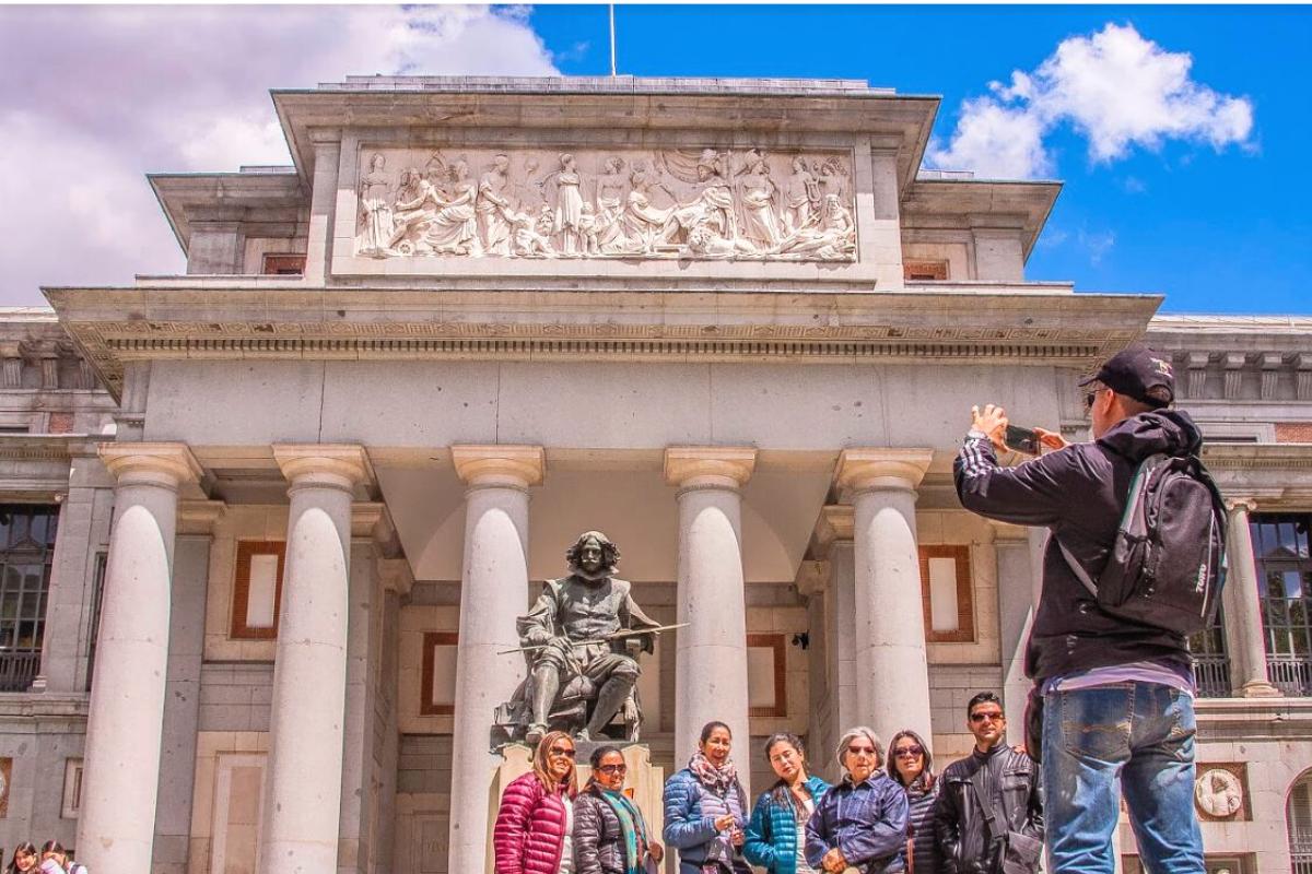 Prado Museum and Retiro Park Guided Tour