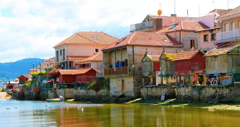 Excursión a las Rías Baixas y tour en barco