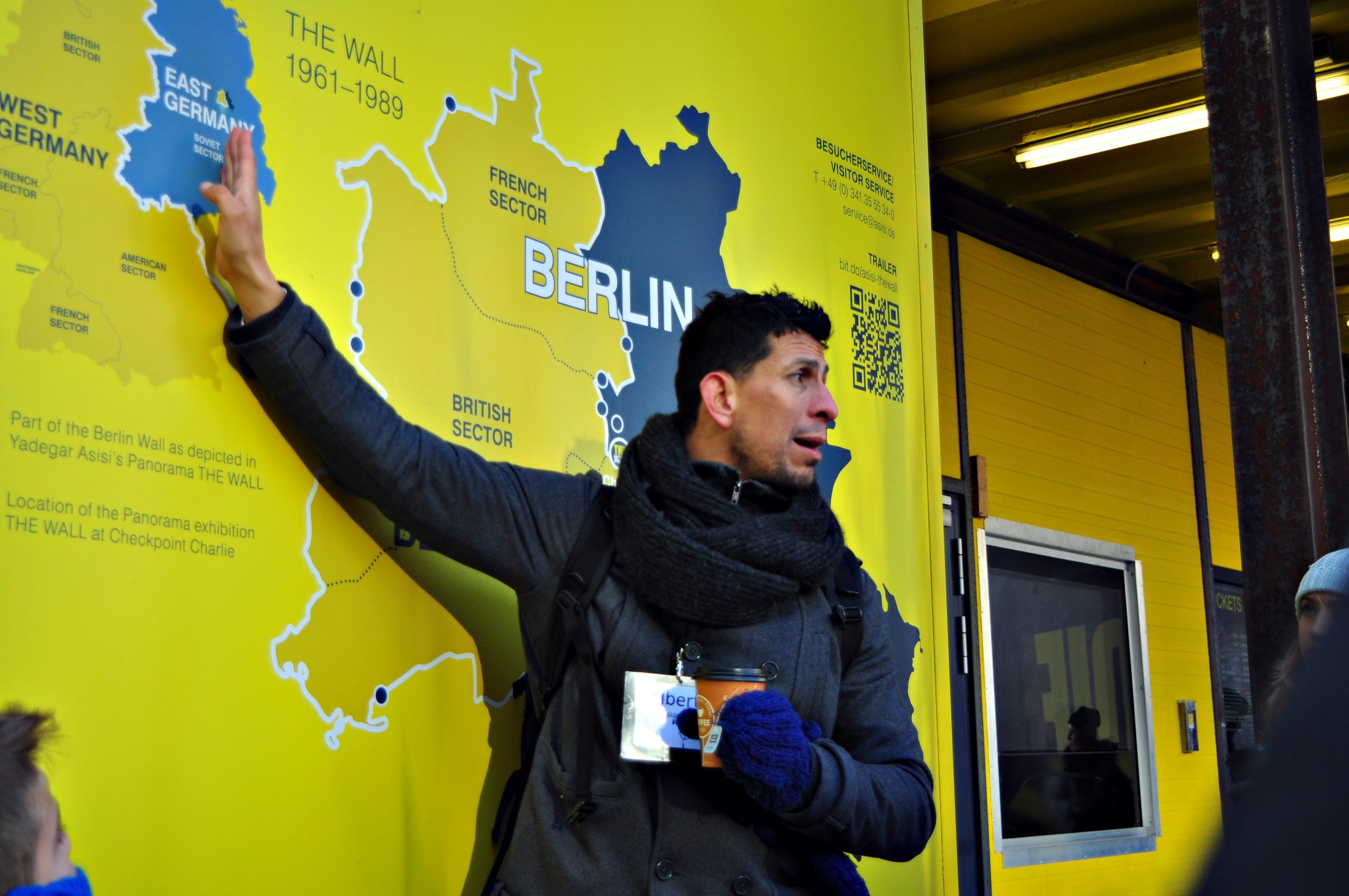 Free tour Berlin