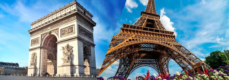 Free Tour Torre Eiffel y Arco del Triunfo