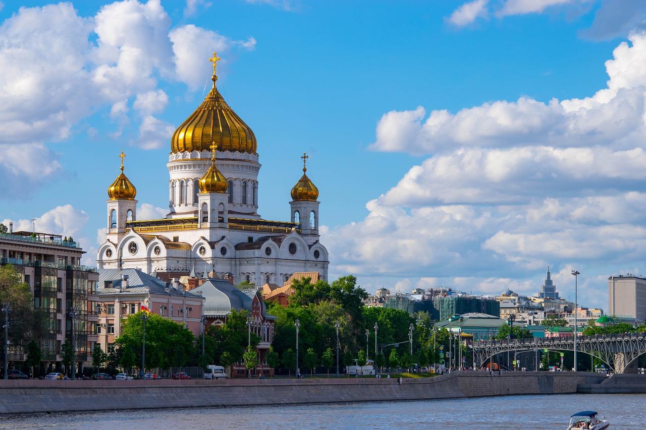 Recorrido centro histórico de Moscú