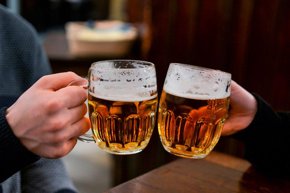 Tour de la cerveza en Praga - EN