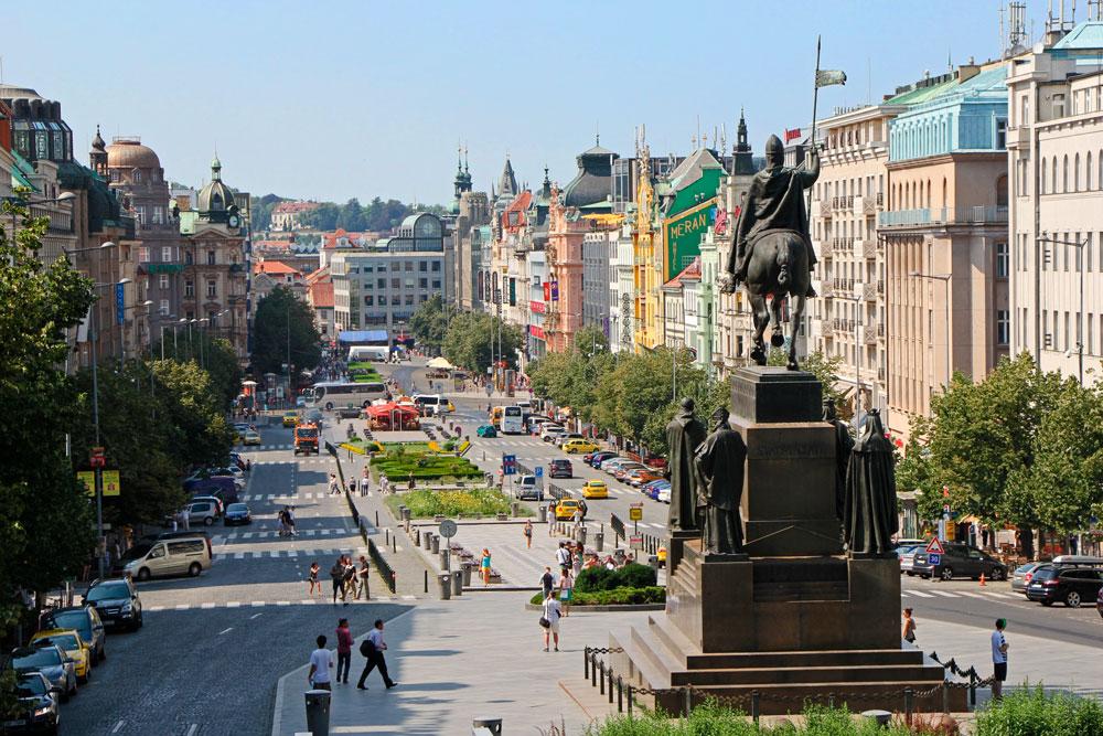Tour por la Praga comunista