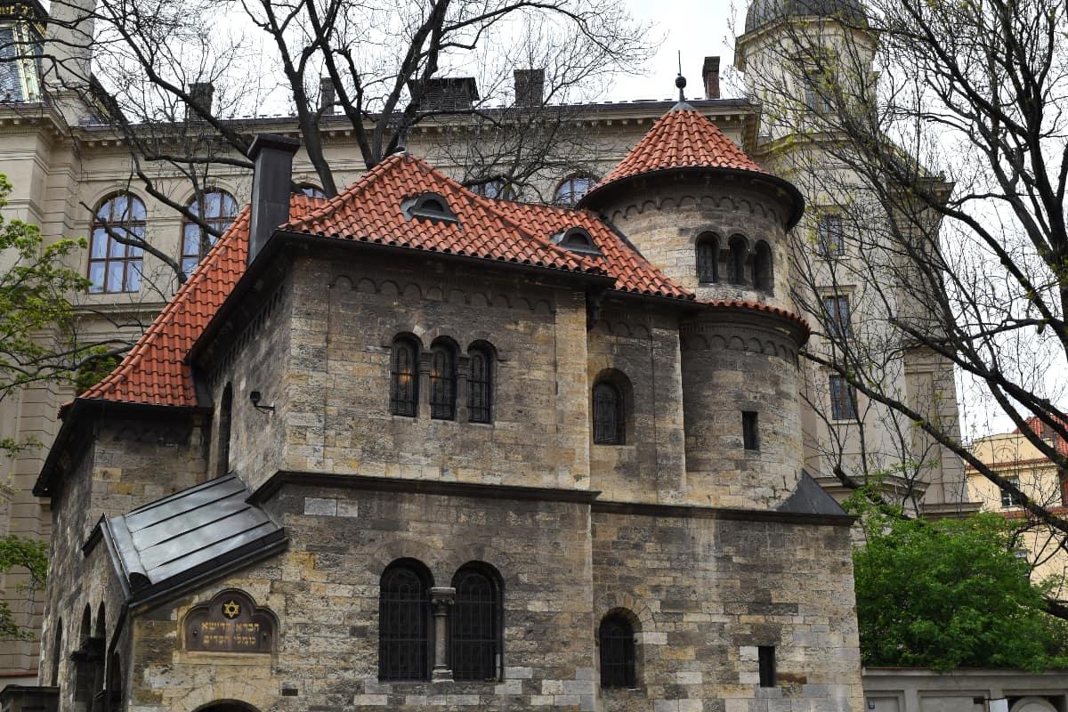 Tour por el barrio judío de Praga