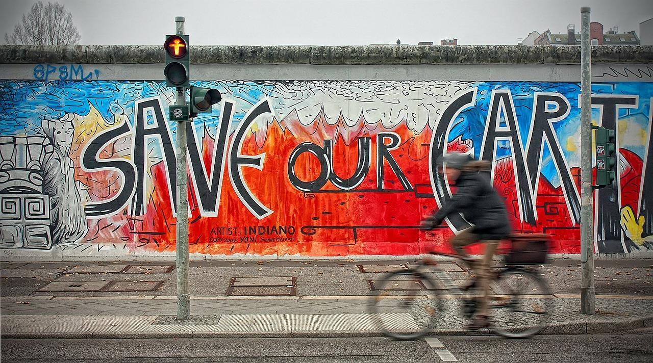 Free tour Muro de Berlín