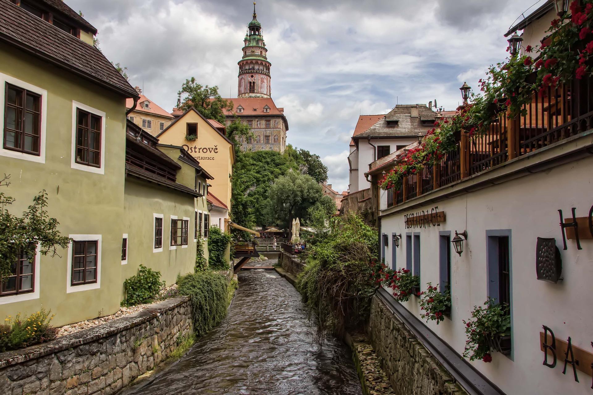 Excursión Privada a Cesky Krumlov desde Praga