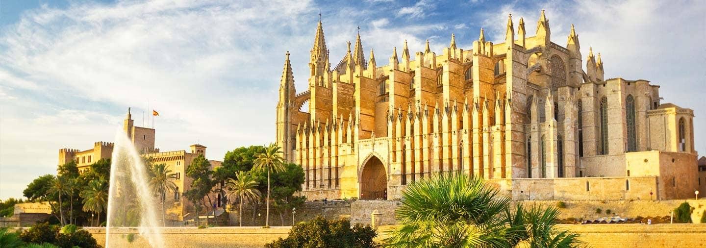 Palma de Mallorca Monuments Tour