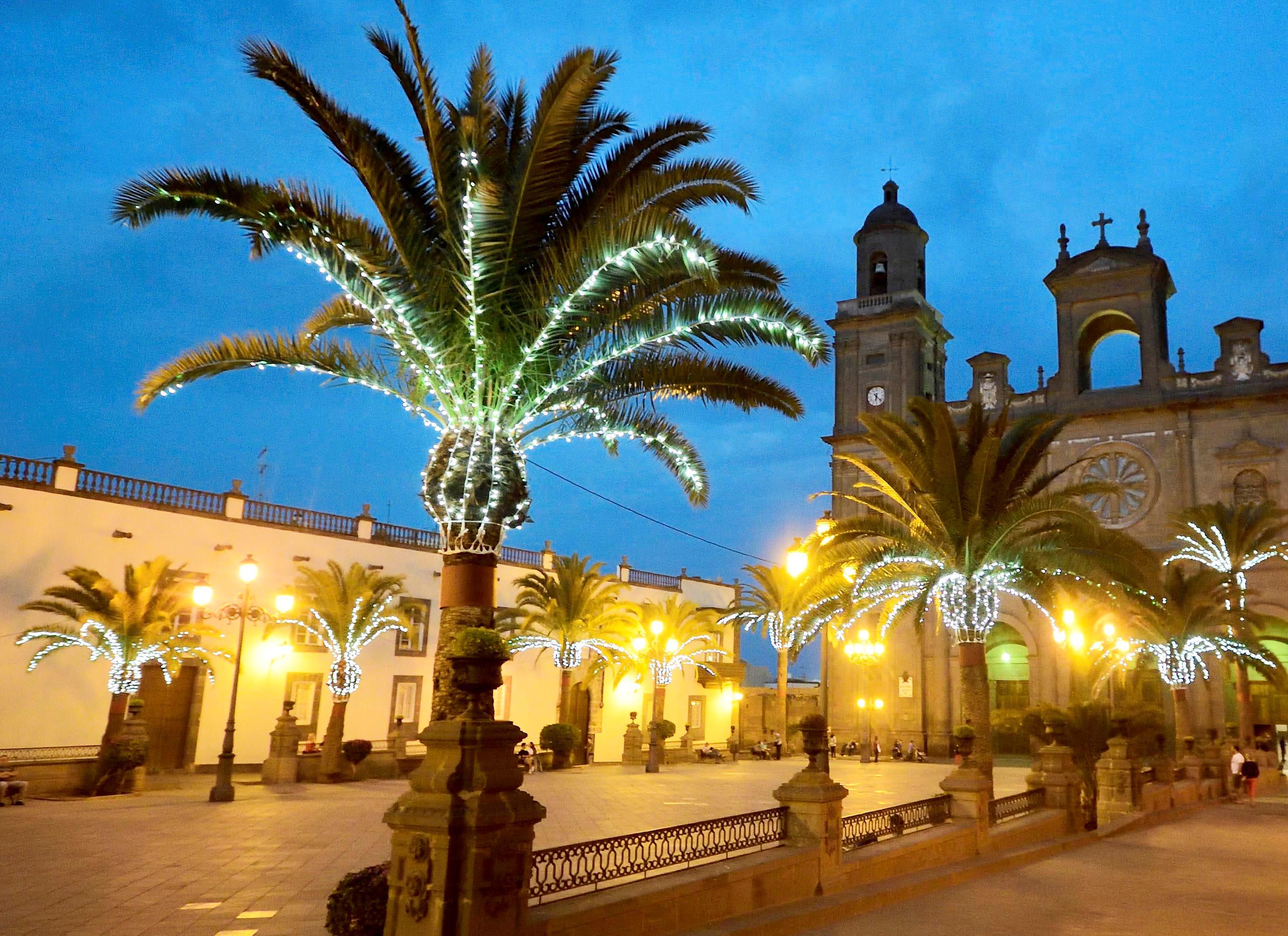 Christmas Lights Las Palmas Tour
