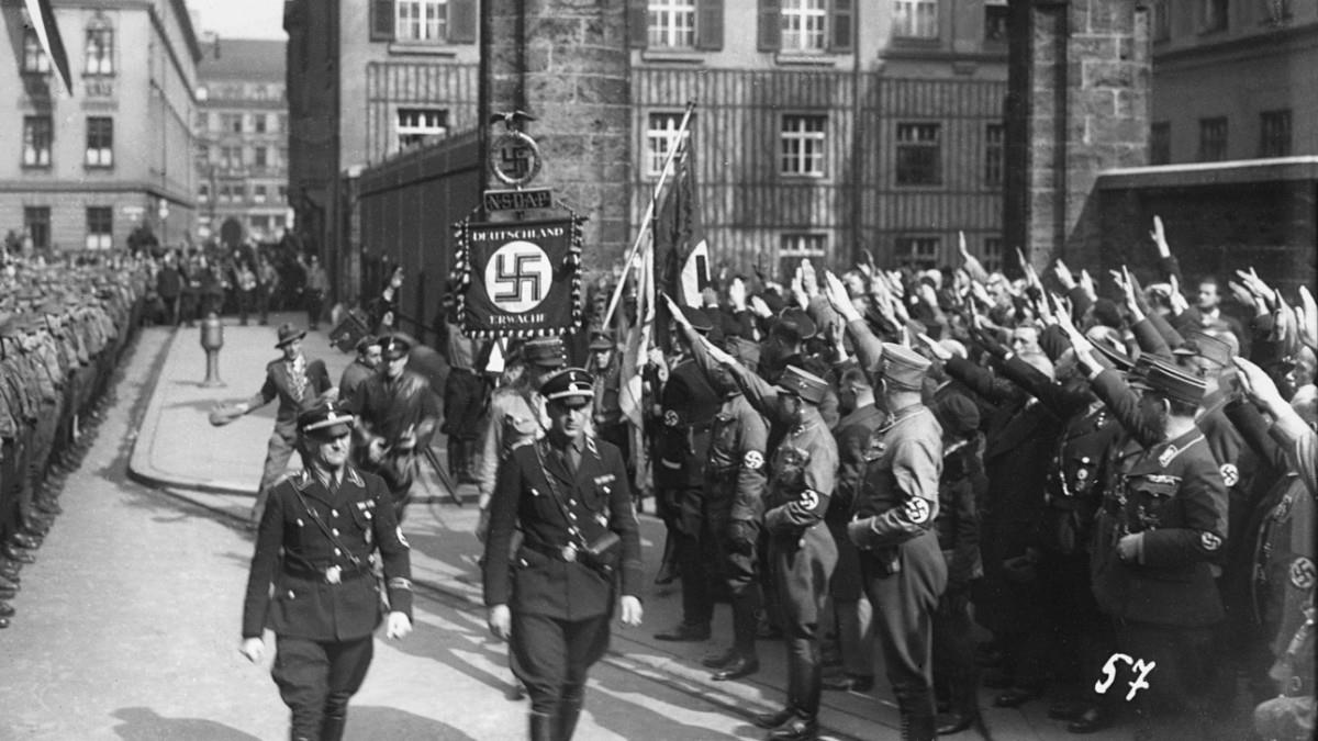 Third Reich Tour in Munich
