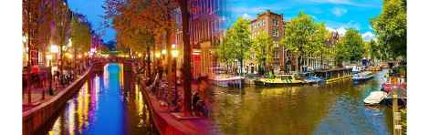 Amsterdam Red Light District Tour and Boat Trip