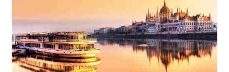 Paseo en barco por el Danubio en Budapest