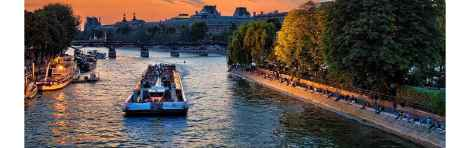 Seine River Cruise with Lunch