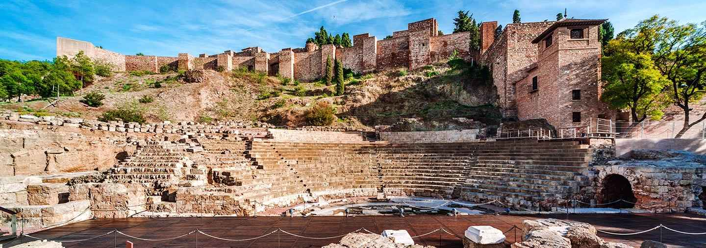 Alcazaba and Muslim Malaga Free Walking Tour