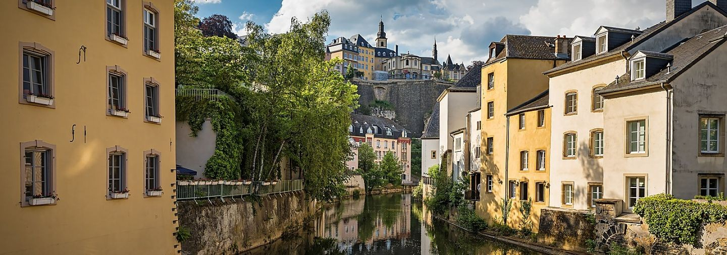Luxembourg Free Walking Tour
