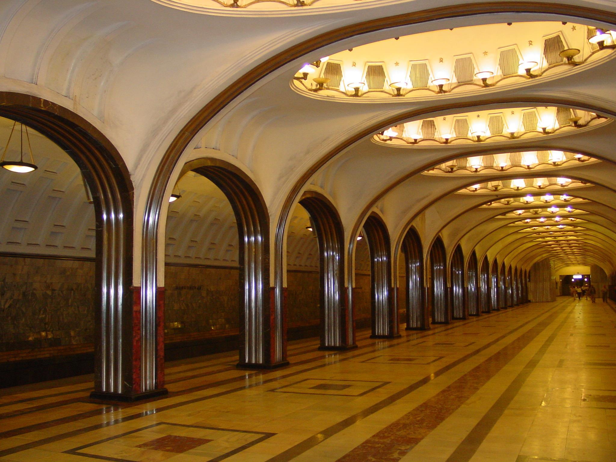 Tour por el Palacio del Pueblo en Moscú